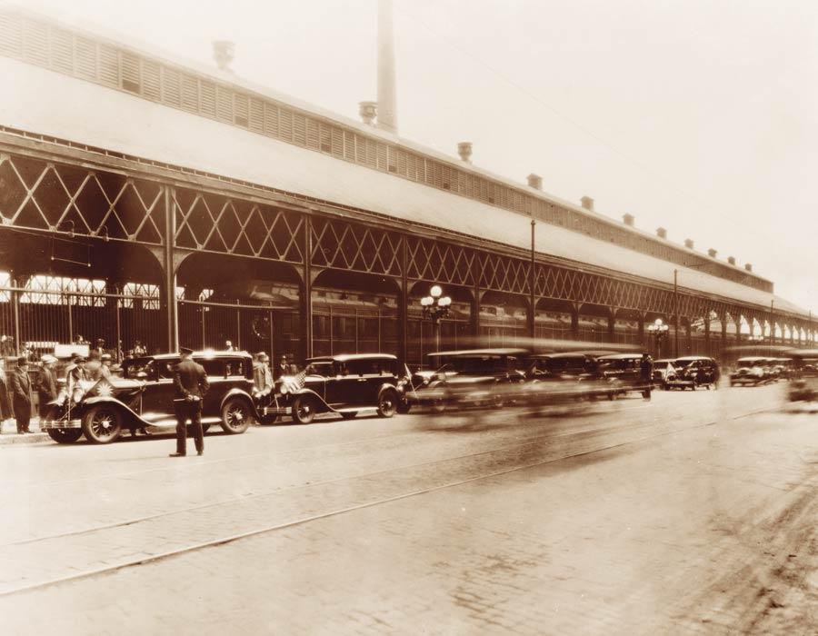 The Historic Milwaukee Road Depot