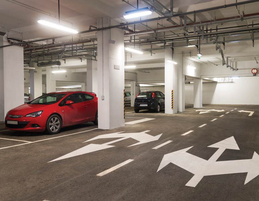 Depot Parking