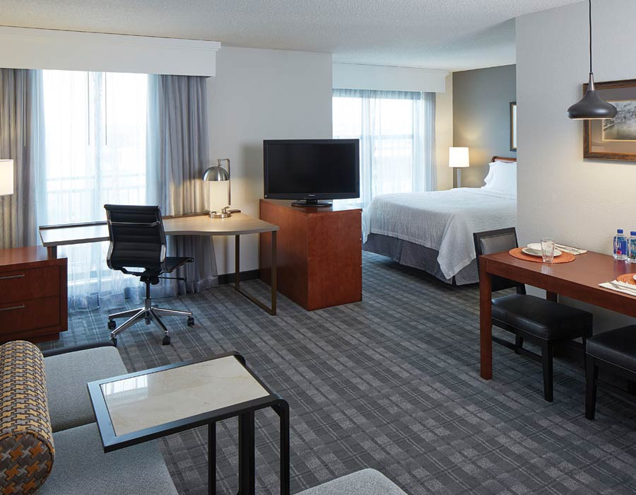 Residence Inn Minneapolis Downtown at The Depot