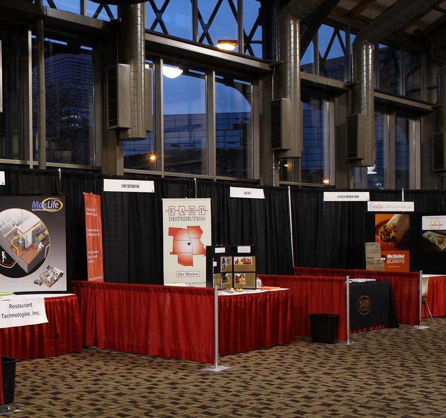 Depot Pavilion Tradeshow