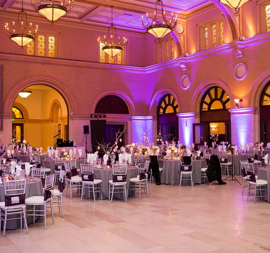 Great Hall Wedding
