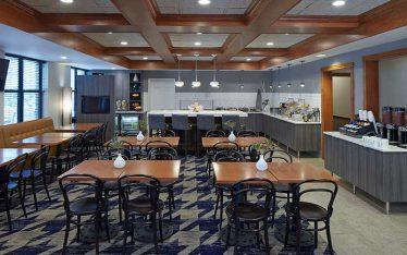 Residence Inn Breakfast Room