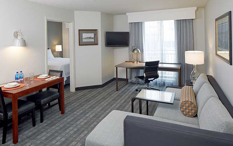 Residence Inn One Bedroom Suite