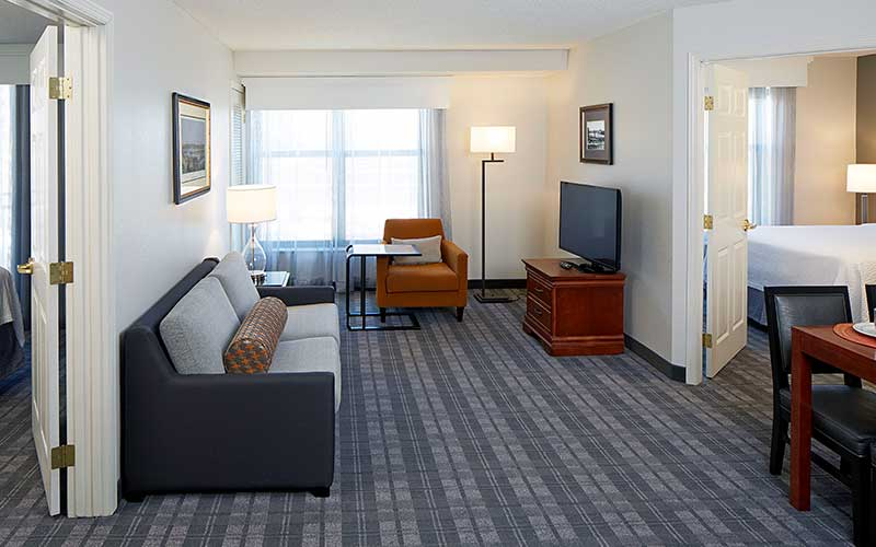Residence Inn Two Bedroom Suite