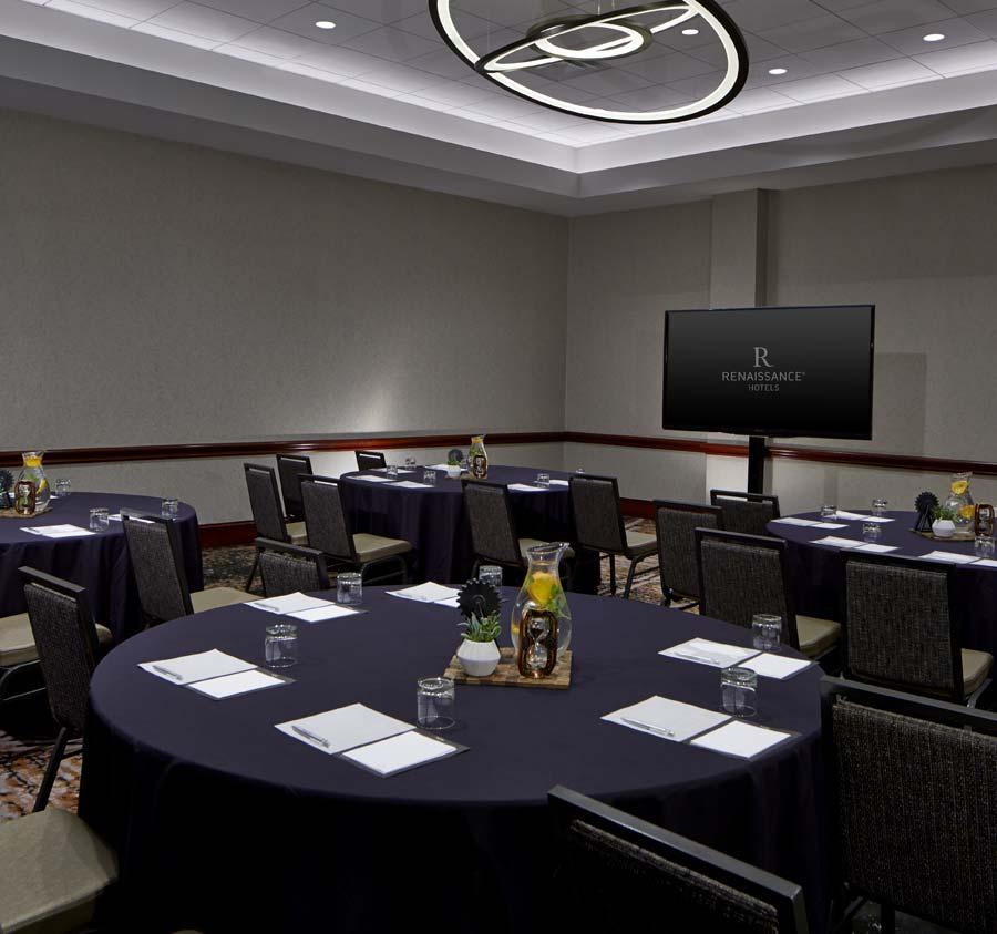 Soo Line Meeting Room Crescents