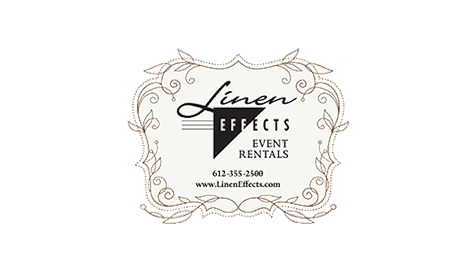 Linen Effects Event Rentals Logo