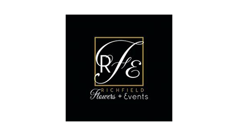 Richfield Flowers + Events Logo
